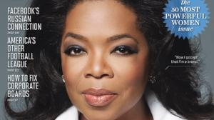 Oprah Opens Up to Fortune Magazine