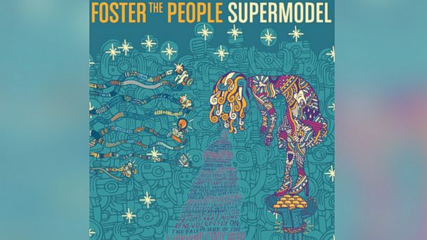 """PHOTO: Foster The People, """"Supermodel."""""""