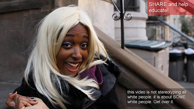 "PHOTO: Franchescha Ramsey in latest spoof of ""Girls Say"" Video"