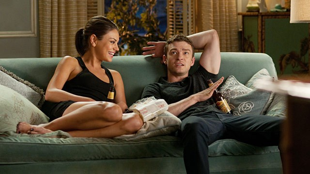 PHOTO: Mila Kunis and Justin Timberlake in