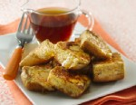 PHOTO: Lisa Lilliens french toast nuggets recipe are shown here.