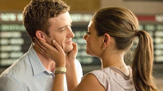 PHOTO: Justin Timberlake and Mila Kunis in Friends with Benefits.