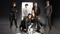 PHOTO:The Fringe team returns in Fringe Season Three.