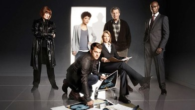 PHOTO: The Fringe team returns in Fringe Season Three.