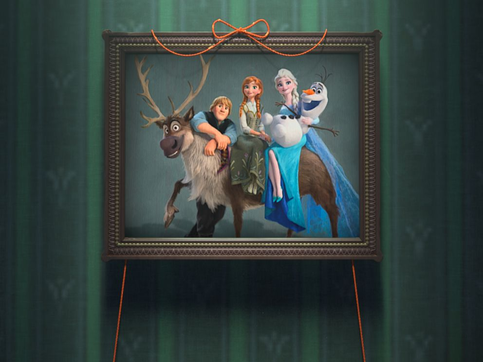 PHOTO: Thanks to Elsa, Kristoff and Olaf, Annas big day is full of little surprises in Disneys new short, Frozen Fever.