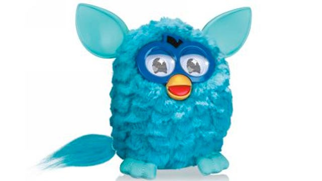 PHOTO: Harsbro's 2012 version of the Furby; the original Furby launched in 1998.