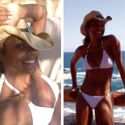Gabrielle Union Shows-Off Her Incredible Body at 40