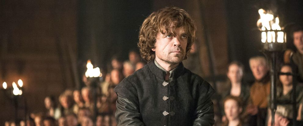"""PHOTO: Peter Dinklage appears as Tyrion Lannister in """"Game of Thrones"""" on HBO."""