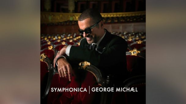 "PHOTO: George Michael, ""Symphonica."""