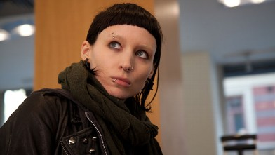 PHOTO: Rooney Mara stars in Columbia Pictures' &quot;The Girl with the Dragon Tattoo,&quot; also starring Daniel Craig.