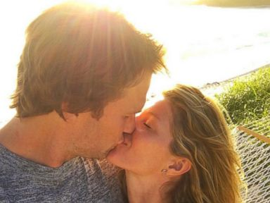 Gisele Bundchen Wishes Tom Brady a Happy Birthday