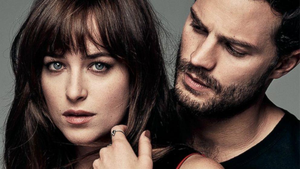 Jamie Dornan dan Dakota Johnson baru saja menyelesaikan syuting Fifty Shades Darker bulan Juli lalu. (Sumber: ABC News)