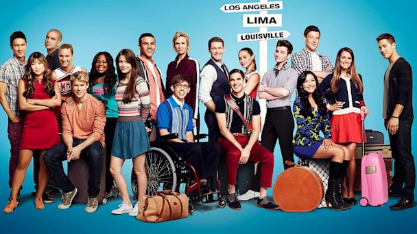 ht glee cast ll 130801 16x9 608 Glee to Write Cory Monteiths Character Out of Show