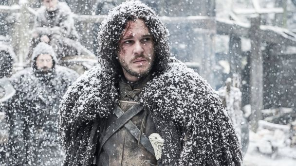 PHOTO: Kit Harington is pictured in a still from