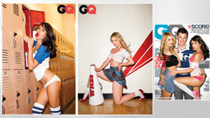 PHOTO Glee photos are causing controversy