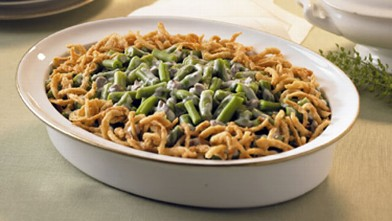PHOTO: French's original green bean casserole is shown here.