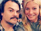 Gwyneth Paltrow Snaps a Selfie with Jack Black