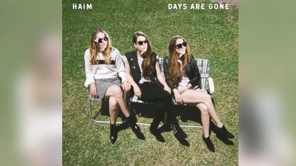 ht haim cover kab 131224 16x9 608 The Year in Review: The 50 Best Albums of 2013