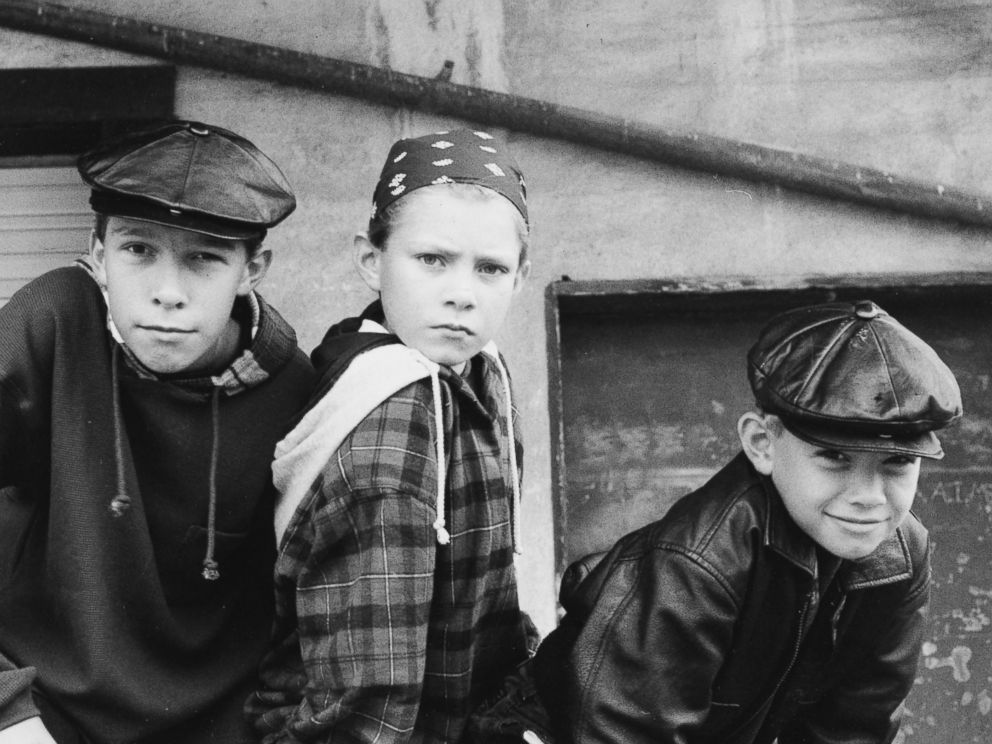Hanson seen here in this 1993 photo.