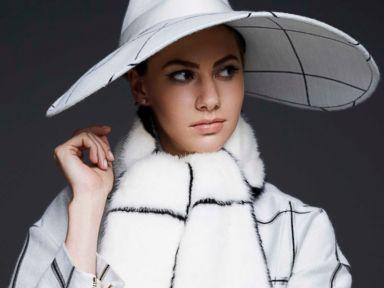 PHOTO: Emma Ferrer, the granddaughter of Audrey Hepburn, appears on the Sept. 2014 cover of Harpers Bazaar.