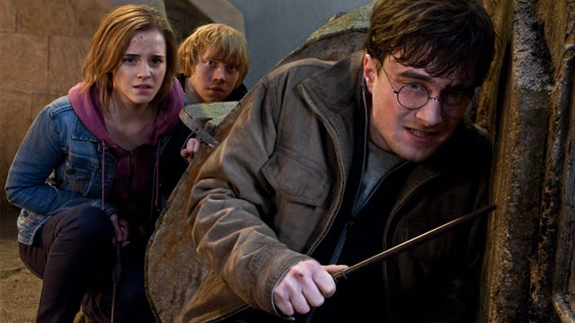 "PHOTO: Scene from ""Harry Potter and the Deathly Hallows: Part 2"""