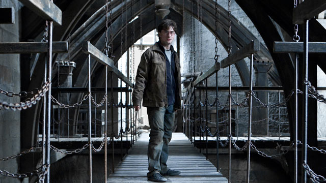 PHOTO: Daniel Radcliffe as Harry Potter in Warner Bros. Pictures? fantasy adventure ?Harry Potter and the Deathly Hallows: Part 2,?.