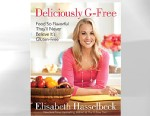 PHOTO: Deliciously G-Free, Elisabeth Hasselbecks gluten-free cookbook, is shown here.