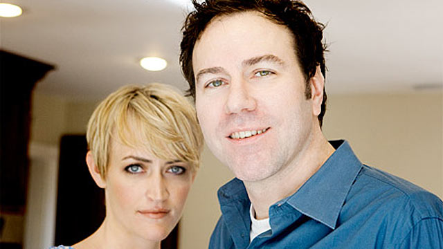PHOTO: Dooce Blogger Heather Armstrong and her husband Jon announced on their respective blogs that they are separating.