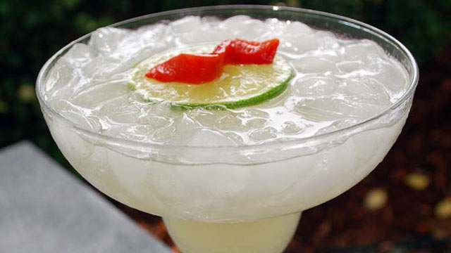 PHOTO: Herradura's habanero margarita is shown here.
