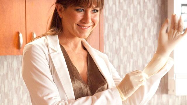 Jennifer aniston sex scene