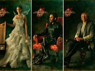 New 'Hunger Games' Portraits