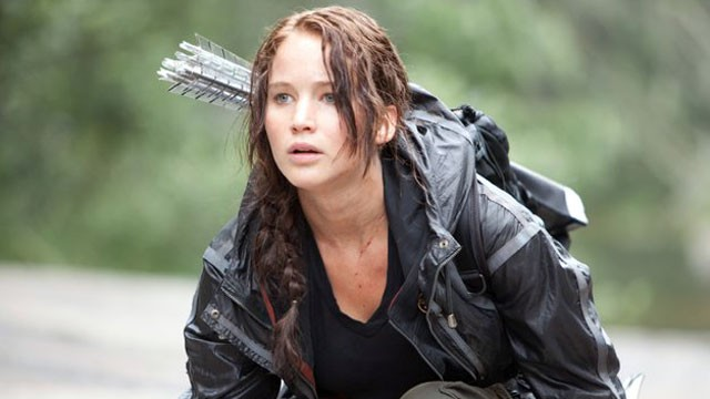 PHOTO: Jennifer Lawrence stars as Katniss Everdeen in the film