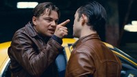 PHOTO Leonardo DiCaprio, left, and Joseph Gordon are shown in a scene from &quot;Inception.&quot;