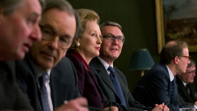 PHOTO: Meryl Streep stars in &quot;The Iron Lady&quot;.