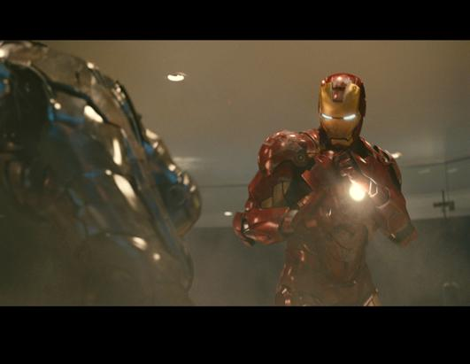 Iron Man 2, Packed With Action and Cameos
