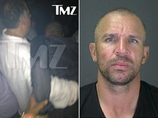 Photos: Jason Kidd Mugs for Police