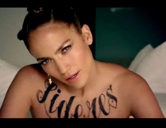 Scarlett Johansson's Wrist Tattoo