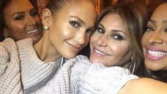 Jennifer Lopez Shares a Flawless Selfie