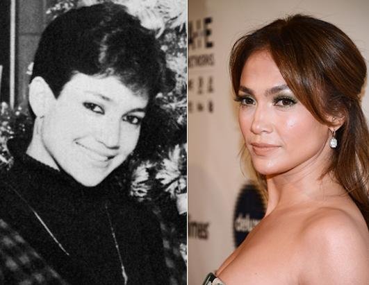 Wayback Wednesday! Jennifer Lopez Celebrates Christmas In 1987