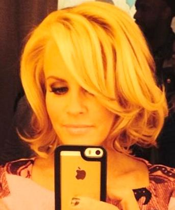 Jenny McCarthy Sports a New 'Do