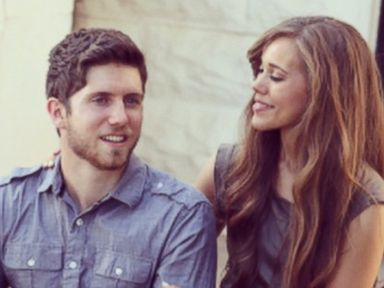 PHOTO: Jessa Duggar posted this photo of herself and her fiance, Ben Seewald, to Instagram on Aug. 26, 2014.