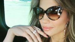 Jet-Setting Jennifer Lopez Posts a Selfie