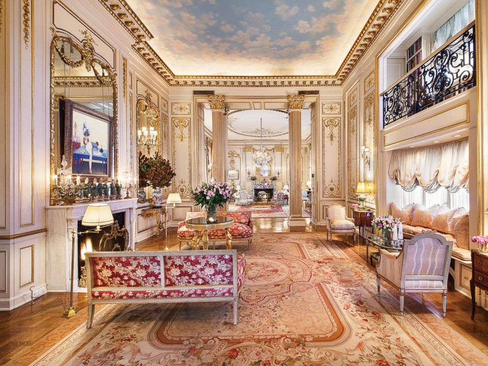 Joan Rivers Apartment joan rivers: a look inside her $28 million new york city penthouse