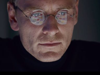 PHOTO: A screen grab from from the upcoming movie Steve Jobs.