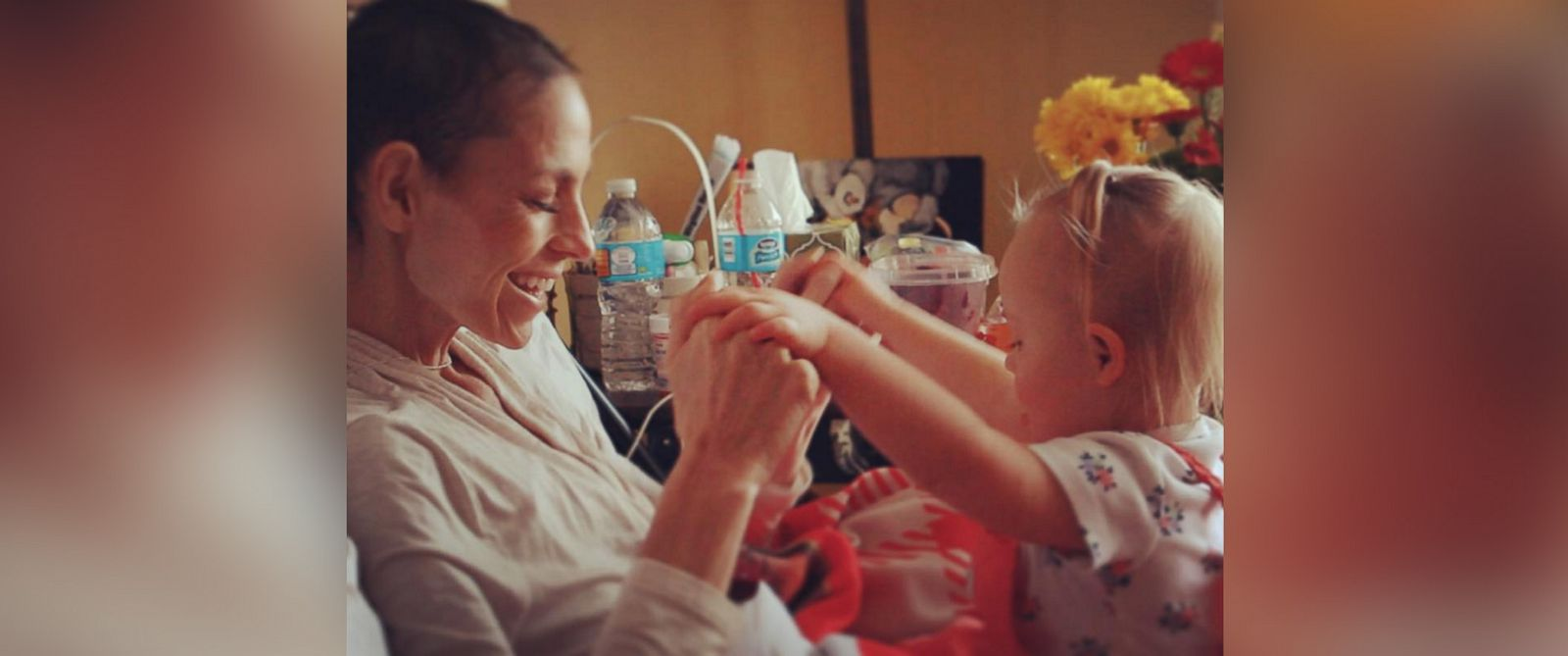 "PHOTO: Joey Feek and her daughter Indiana are seen in a photo posted to Instagram on Feb. 17, 2016 with the text, ""some birthdays are more than just birthdays. Theyre dreams coming true and prayers being answered."""