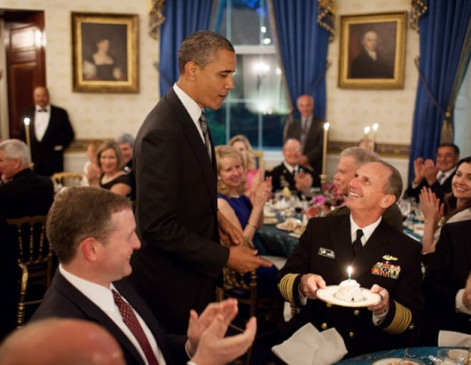 President Obama Gives People Birthday Wishes
