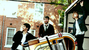 PHOTO Philadelphia trio Jukebox the Ghost is shown here.