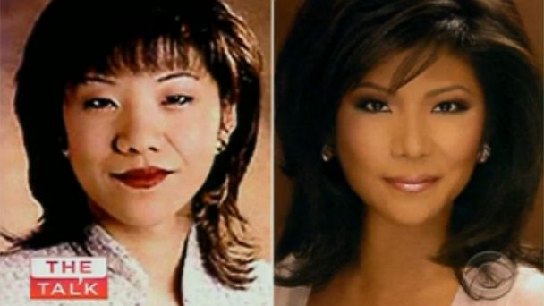 ht julie chen plastic surgery ll 130912 16x9 608 Julie Chen Admits to Past Plastic Surgery to Change Asian Eyes