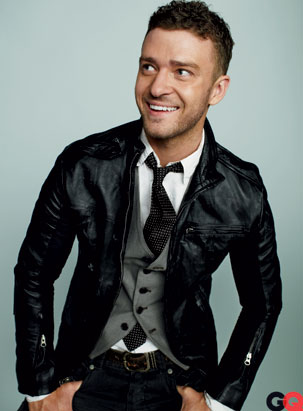 GQ Stylish Men of the Year Justin Timberlake