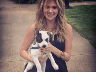 See Kate Upton Beg Her Boyfriend for a Puppy